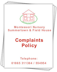 PDF document: Complaints Policy
