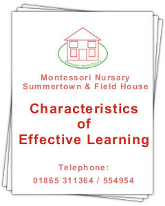 PDF document: Characteristics of Effective Learning
