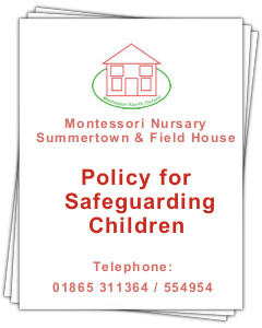PDF document: Policy for Safeguarding Children