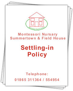 PDF document: Settling-in Policy